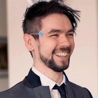 Image of JackSepticEye linking to their artist page due to link from them being at the top of the main table on this page