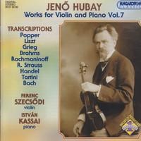 Avatar for the related artist Jenő Hubay