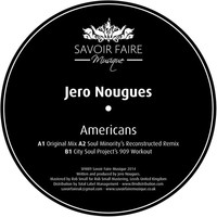 Avatar for the related artist Jero Nougues