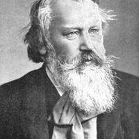 Image of Johannes Brahms linking to their artist page due to link from them being at the top of the main table on this page