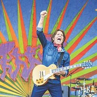 Image of John Fogerty linking to their artist page, present due to the event they are headlining being at the top of this page