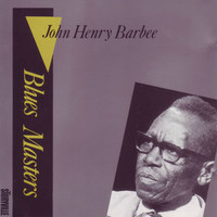 Avatar for the primary link artist John Henry Barbee