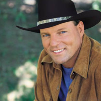 Image of John Michael Montgomery linking to their artist page due to link from them being at the top of the main table on this page
