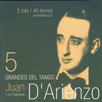 Avatar for the related artist Juan D'Arienzo and his Orchestra