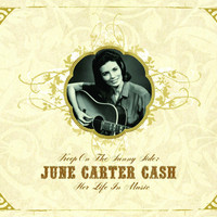 Image of June Carter Cash linking to their artist page due to link from them being at the top of the main table on this page