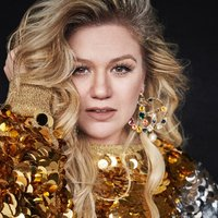 Image of Kelly Clarkson linking to their artist page due to link from them being at the top of the main table on this page