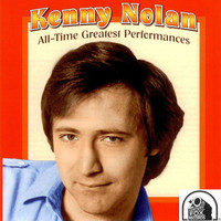 Avatar for the related artist Kenny Nolan