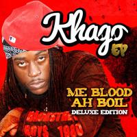 Avatar for the related artist Khago