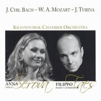 Avatar for the related artist Krasnoyarsk Chamber Orchestra