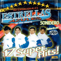 Image of Las Estrellas Azules linking to their artist page due to link from them being at the top of the main table on this page