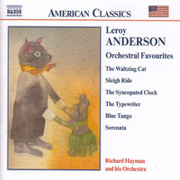 Avatar for the related artist Leroy Anderson