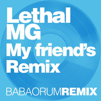 Avatar for the related artist Lethal MG