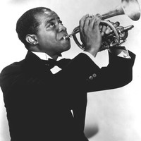 Image of Louis Armstrong linking to their artist page due to link from them being at the top of the main table on this page