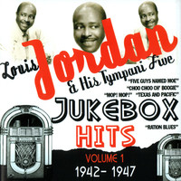 Avatar for the related artist Louis Jordan & His Tympany Five
