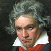 Image of Ludwig van Beethoven linking to their artist page due to link from them being at the top of the main table on this page