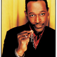 Image of Luther Vandross linking to their artist page due to link from them being at the top of the main table on this page
