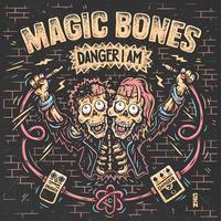 Avatar for the related artist Magic Bones