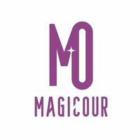 Image of MAGICOUR linking to their artist page due to link from them being at the top of the main table on this page