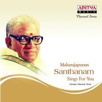 Avatar for the related artist Maharajapuram Santhanam