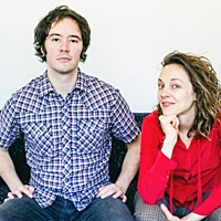 Image of Mandolin Orange linking to their artist page, present due to the event they are headlining being at the top of this page