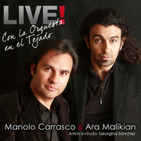 Avatar for the related artist Manolo Carrasco