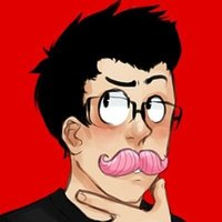 Image of Markiplier linking to their artist page due to link from them being at the top of the main table on this page