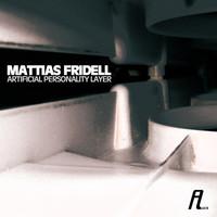 Avatar for the related artist Mattias Fridell