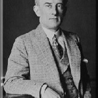 Image of Maurice Ravel linking to their artist page due to link from them being at the top of the main table on this page