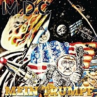 Thumbnail for the Crust Punk link, displaying genre artist MDC