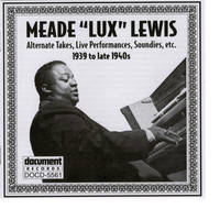 """Avatar for the related artist Meade """"Lux"""" Lewis"""