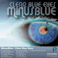 Image of MinusBlue linking to their artist page due to link from them being at the top of the main table on this page