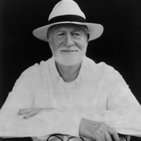 Image of Mose Allison linking to their artist page due to link from them being at the top of the main table on this page