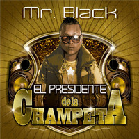 Avatar for the related artist Mr.Black