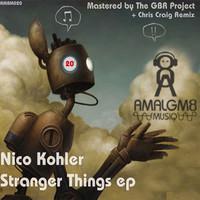 Avatar for the related artist Nico Kohler