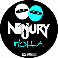 Avatar for the related artist Ninjury