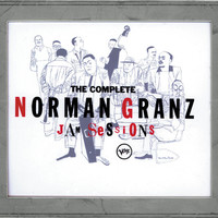 Avatar for the related artist Norman Granz