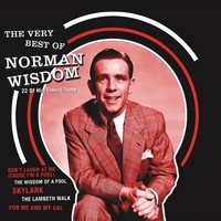 Image of Norman Wisdom linking to their artist page due to link from them being at the top of the main table on this page