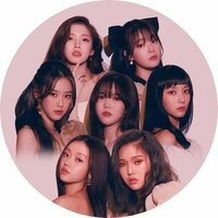 Image of Oh My Girl linking to their artist page due to link from them being at the top of the main table on this page