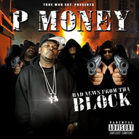 Image of P-Money linking to their artist page due to link from them being at the top of the main table on this page