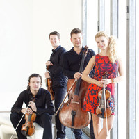 Avatar for the related artist Pavel Haas Quartet