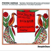 Avatar for the related artist Pierre Dørge
