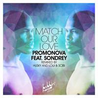 Avatar for the related artist Promonova