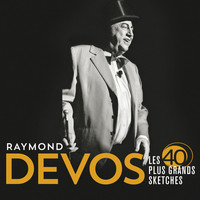 Avatar for the related artist Raymond Devos