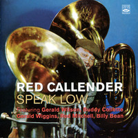 Image of Red Callender linking to their artist page due to link from them being at the top of the main table on this page