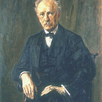 Image of Richard Strauss linking to their artist page due to link from them being at the top of the main table on this page