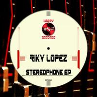 Image of Riky López linking to their artist page due to link from them being at the top of the main table on this page