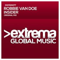 Avatar for the related artist Robbie van Doe