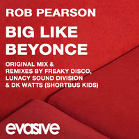 Avatar for the related artist Rob Pearson