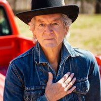 Avatar for the related artist Rodney Crowell