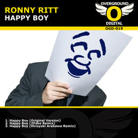 Avatar for the related artist Ronny Ritt